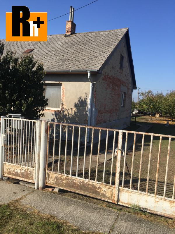 Foto Kameničná na predaj rodinný dom - ihneď k dispozícii