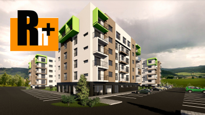 Na predaj Bytča NA KĽÚČ 59m2 2 izbový byt - exkluzívne v Rh+