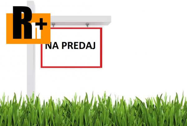 Foto Pozemok pre bývanie na predaj Plavecký Štvrtok Hlavná ulica - TOP ponuka