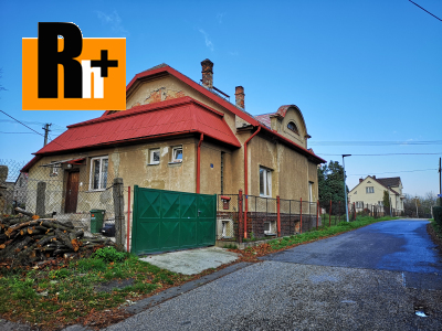 Na prodej rodinný dům Ostrava Slezská - osobní vlastníctvi