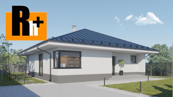 Foto Žilina 4izbový bungalov NA KĽÚČ na predaj rodinný dom - novostavba