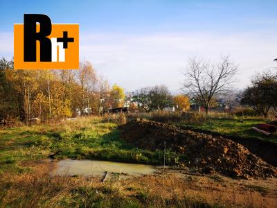 Na prodej pozemek pro bydlení Ostrava Lhotka - se stavebním povolením