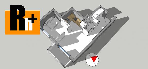 Foto Na predaj Žilina Kvačalova 2 izbový byt - exkluzívne v Rh+