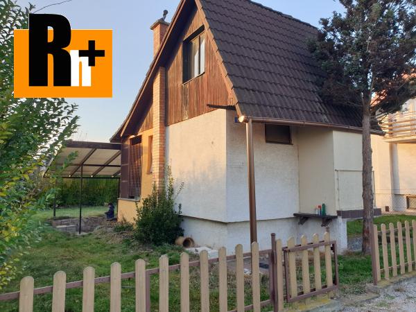 Foto Jakubov pri Jazere chata na predaj - TOP ponuka