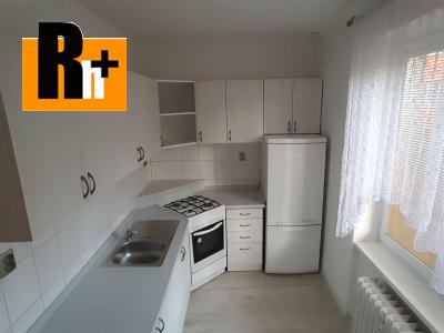 Na pronájem byt 1+1 Ostrava Zábřeh Svazácká - ihned k dispozici