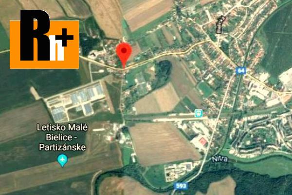 Foto Pozemok pre bývanie Partizánske Malé Bielice na predaj - 12640m2