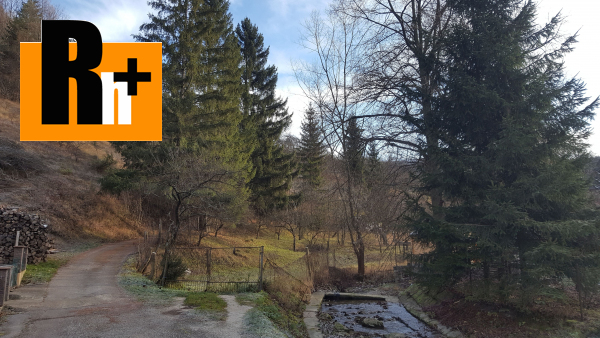 Foto Na predaj Zliechov Košecké Rovné záhrada