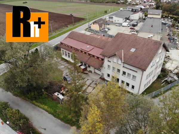 3. obrázok Na predaj Bytča 1567m2 administratívna budova