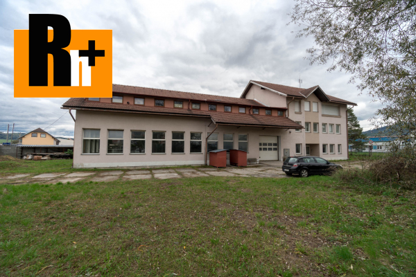 4. obrázok Na predaj Bytča 1567m2 administratívna budova
