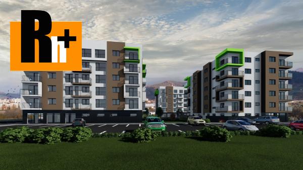 Foto Na predaj Bytča REZIDENCIA NOVÁ BYTČA 1 izbový byt - exkluzívne v Rh+
