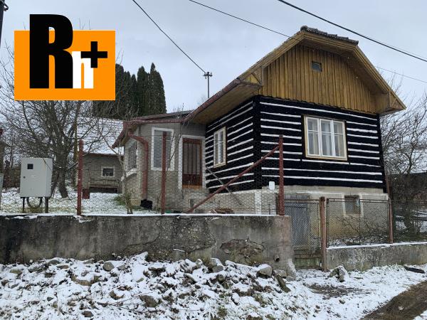Foto Na predaj vidiecky dom Turčiansky Peter Martin