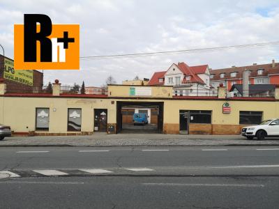 Na prodej komerční objekt Hlučín Hlučín Ostravská - snížená cena