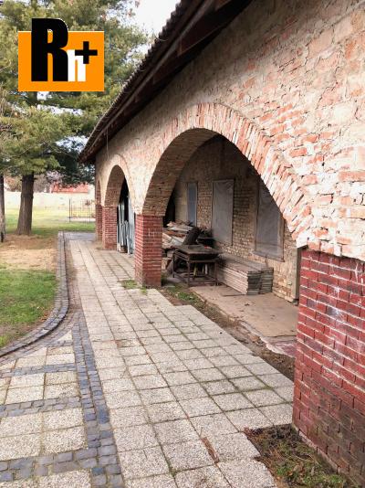 Na predaj rodinný dom Svätý Peter - tehlová stavba