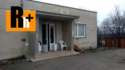 Na prenájom Soblahov Okraj obce administratívna budova