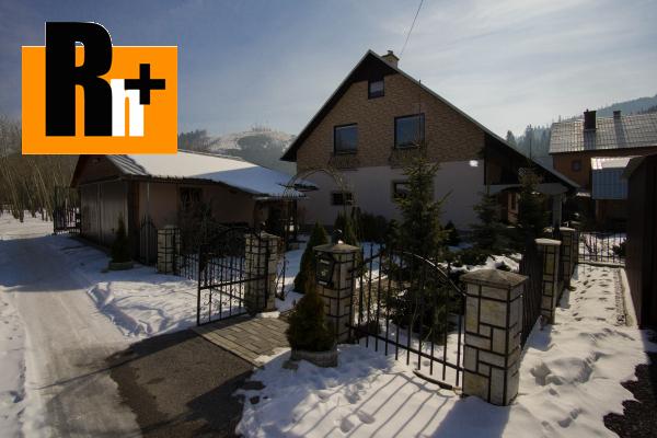 Foto Na predaj rodinný dom Nová Bystrica - TOP ponuka