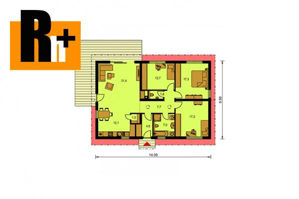 2. obrázok Rodinný dom na predaj Moškovec - holodom