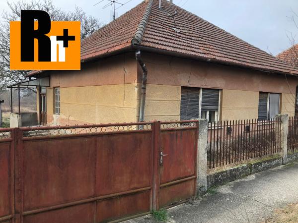 1. obrázok Rodinný dom Chotín na predaj - TOP ponuka