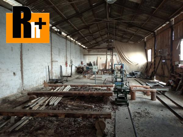 Foto Výrobné priestory Liešno na predaj
