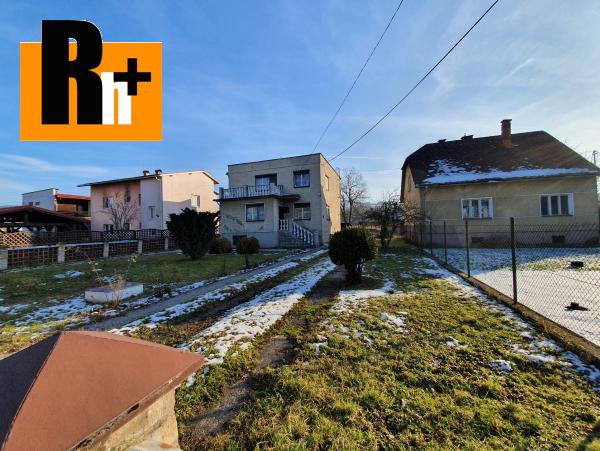 Foto Na predaj Horný Hričov 3027m2 rodinný dom - exkluzívne v Rh+