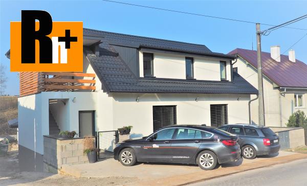 Foto Na predaj Žilina Trnové Dvojgeneračný rodinný dom - exkluzívne v Rh+