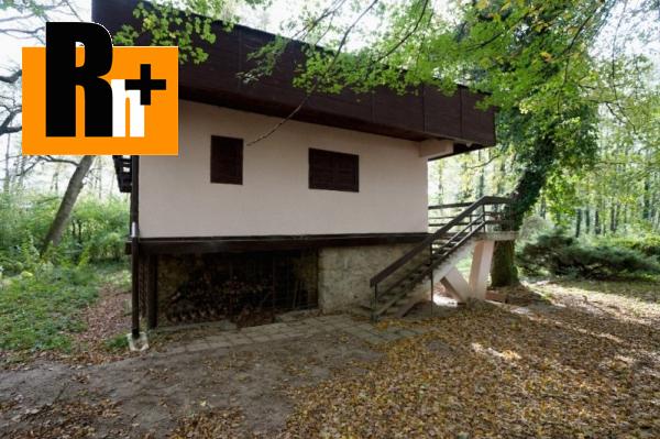 Foto Na predaj chata Kuchyňa pri priehrade Rohožník - TOP ponuka