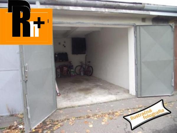 Foto Na predaj garáž hromadná Košice-Sever Račí potok -