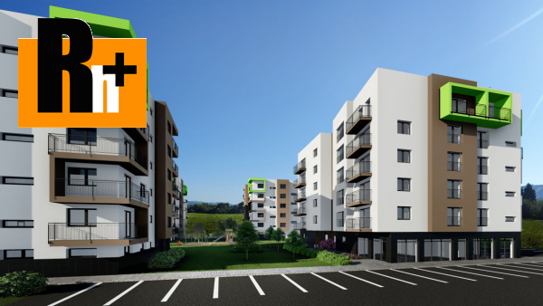 Foto Bytča Novostavba Na KĽÚČ na predaj 2 izbový byt - rezervované