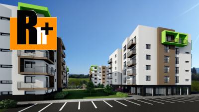 Bytča Novostavba Na KĽÚČ na predaj 2 izbový byt - exkluzívne v Rh+