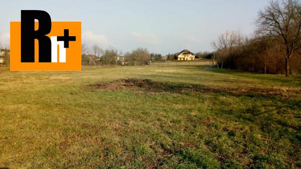 Foto Na predaj pozemok pre bývanie Dolné Srnie - TOP ponuka