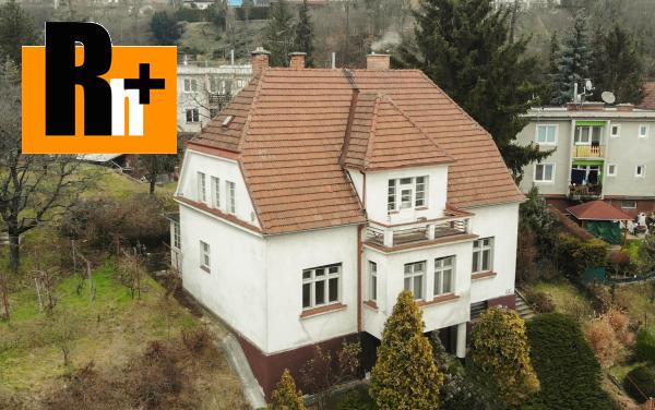 1. obrázok Na predaj Trenčín centrum Partizánska rodinný dom - TOP ponuka