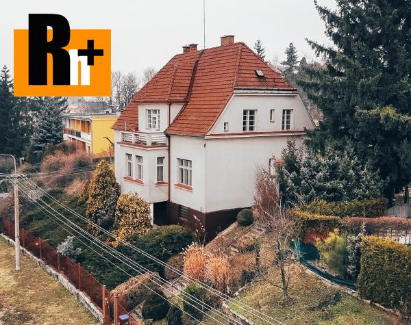 25. obrázok Na predaj Trenčín centrum Partizánska rodinný dom - TOP ponuka