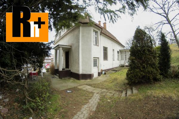 26. obrázok Na predaj Trenčín centrum Partizánska rodinný dom - TOP ponuka