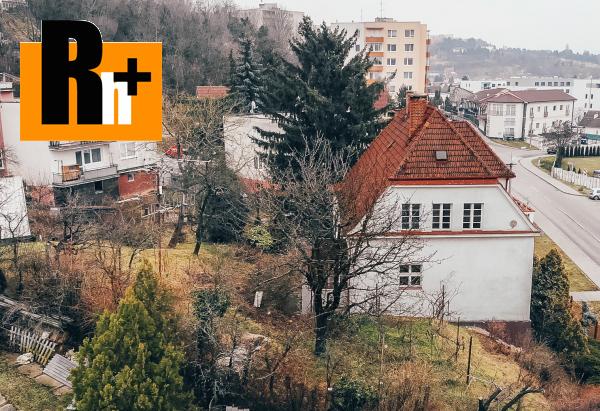 27. obrázok Na predaj Trenčín centrum Partizánska rodinný dom - TOP ponuka