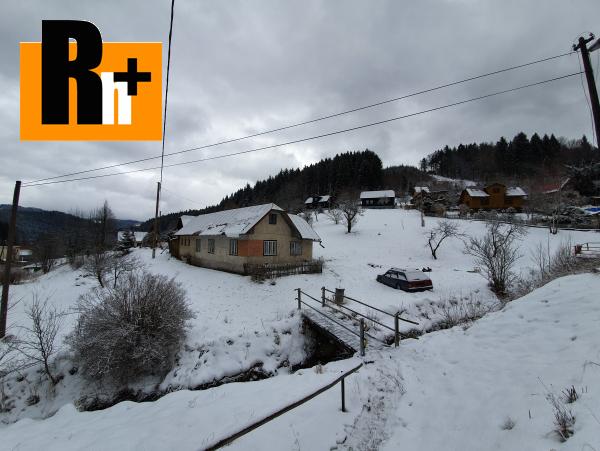 Foto Veľké Rovné 2345m2 rodinný dom na predaj - exkluzívne v Rh+