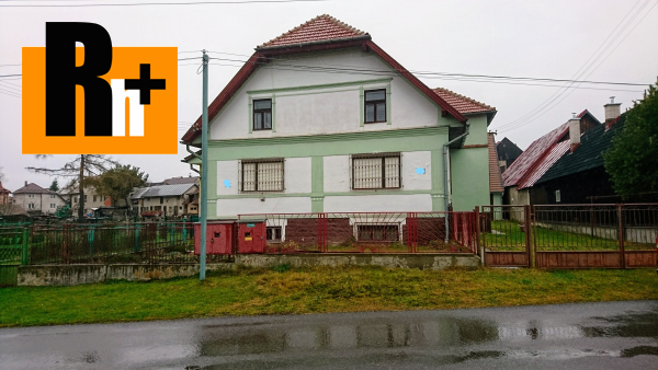 Foto Na predaj Važec pri vahu rodinný dom - TOP ponuka