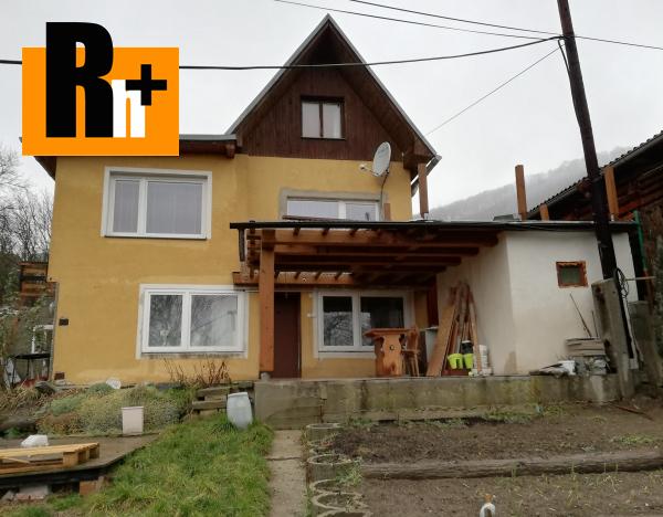 Foto Žilina Vranie rodinný dom na predaj - ihneď obývateľný