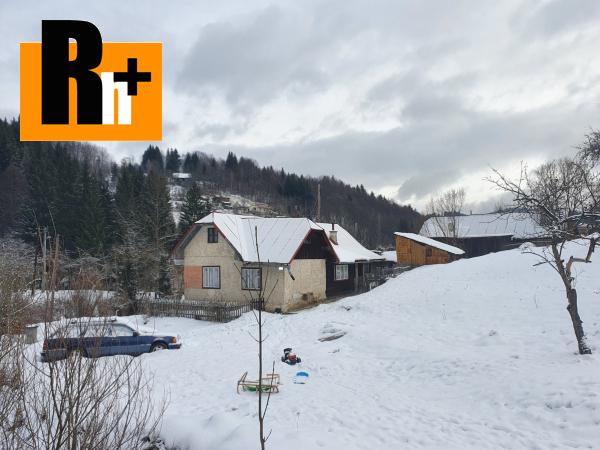 Foto Rodinný dom Bytča Veľké Rovné 2345m2 na predaj - exkluzívne v Rh+