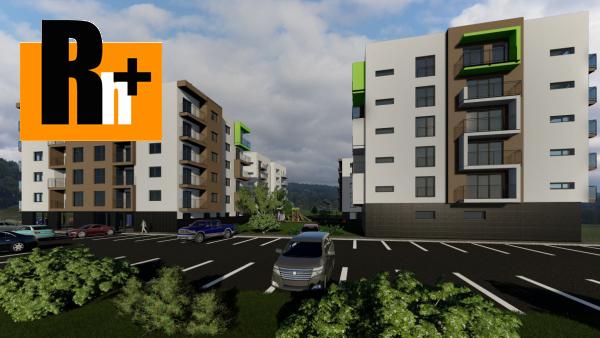 Foto Na predaj 2 izbový byt Považská Bystrica Bytča. Na Kľúč 59,03m2 - novostavba