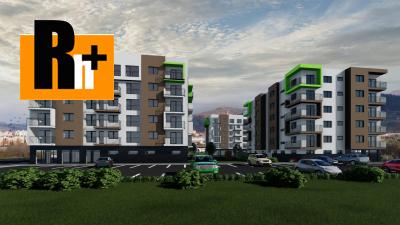 1 izbový byt na predaj Považská Bystrica Bytča REZIDENCIA NOVÁ BYTČA - s balkónom