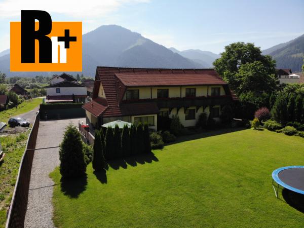 Foto Rodinný dom na predaj Liptovský Mikuláš Pavčiná Lehota pozemok 2607m2 - TOP ponuka