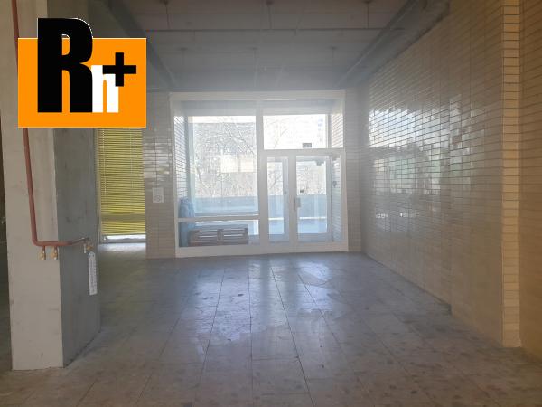 Foto Obchodné priestory Bratislava-Petržalka Bohrova na predaj - TOP ponuka