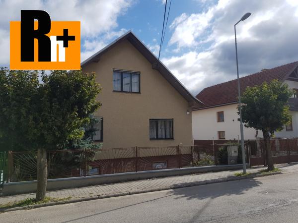Foto Rodinný dom na predaj Žilina Rajecké Teplice 475m2 pri Centre - exkluzívne v Rh+