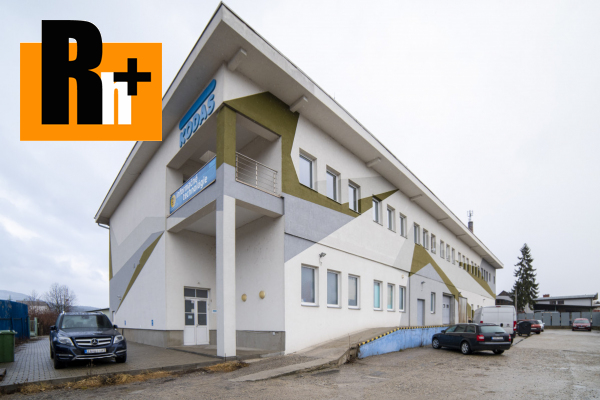 Foto Na predaj administratívna budova Žilina 1905m2 - exkluzívne v Rh+