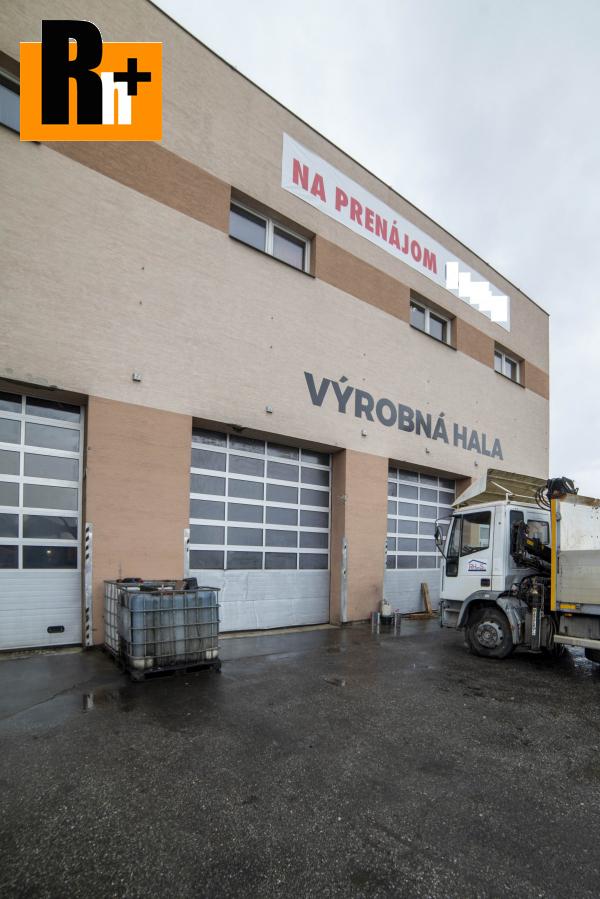 Foto Na predaj výroba Žilina pozemok 1624m2 - exkluzívne v Rh+