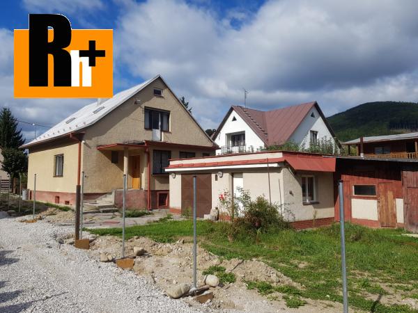 Foto Žilina 475m2 Rajecké Teplice pri Centre na predaj rodinný dom