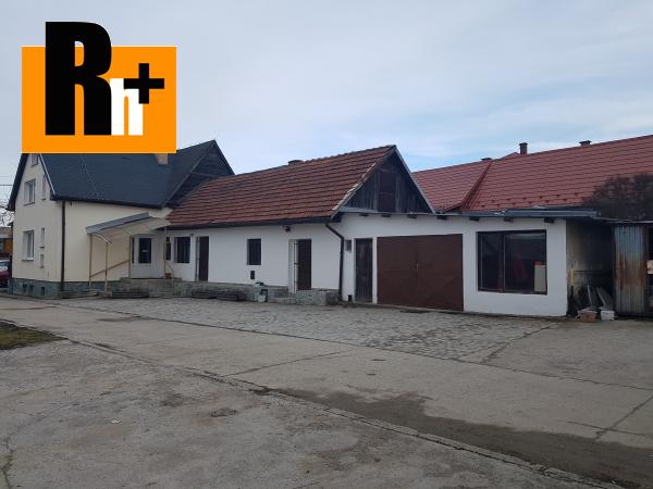 Foto Rodinný dom Rozhanovce + Haly na predaj