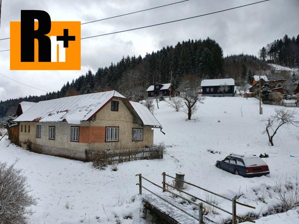 Foto Rodinný dom na predaj Žilina Veľké Rovné 2345m2 - exkluzívne v Rh+