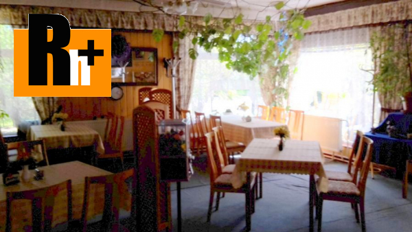 Foto Reštaurácia Bojnice s pozemkom na predaj - 470m2