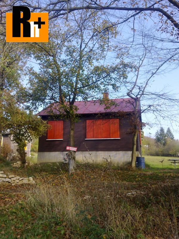 Foto Trenčín Kubrica chata na predaj - rezervované