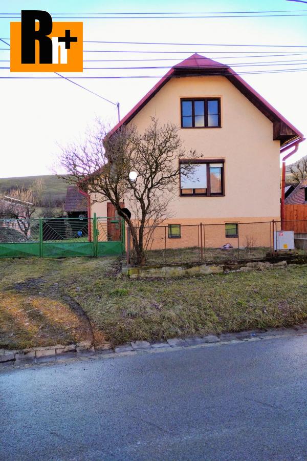 Foto Na predaj Istebné Istebné rodinný dom - TOP ponuka